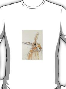 Hop Hare Listening T-Shirt