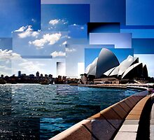 Sydney Opera House by thescatteredimage