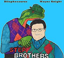 waynasaurus Rex by Doug Schultheis