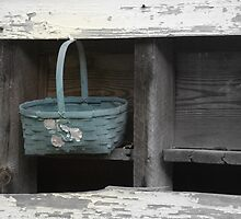 Blue Basket by Smokie