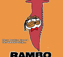Rambo: First Chip by Doug Schultheis