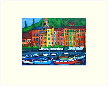 Portofino Colours by LisaLorenz