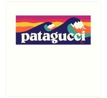 PataGucci Art Print