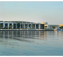 Westin Hotel and Savannah Trade & Convention Center by Charlie
