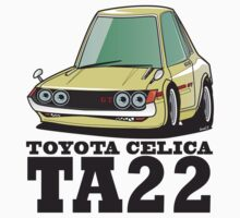 Toyota Celica TA22 by DaveCT