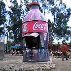 Coke Shop, Addis Ababa, Ethiopia by John Douglas