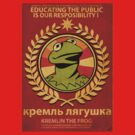 Kremlin The Frog by DaveCT
