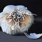Garlic Bulb fine art painting by ria hills