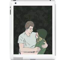 Hotlips and Trapper iPad Case/Skin