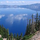 Crater Lake 2 by kissuquick