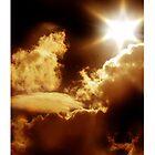 Fire in the sky by orourke