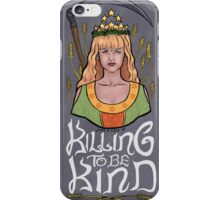 Xena: The Bitter Suite - Gabs iPhone Case/Skin