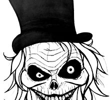 Hatbox Ghost by cutielamerr