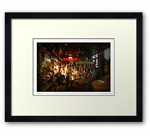The Standard - Fitzroy Framed Print