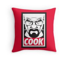 Breaking Bad Cook Throw Pillow
