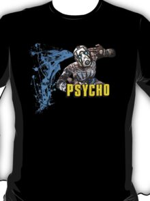 Borderlands The Presequel - The Psycho No logo T-Shirt