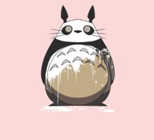 Totoro Painting Panda Kids Clothes