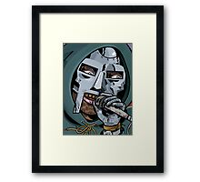 MF DOOM Framed Print
