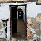 Old Fremantle Jail, Perth, Western Australia by Sandra  Sengstock-Miller