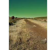 Road to Damascus Photographic Print
