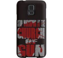 Church of Gun  Samsung Galaxy Case/Skin