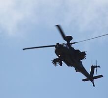 Apache Helicopter. by kenmay