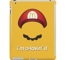 McMario iPad Case/Skin