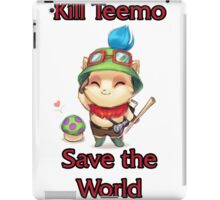 Kill Teemo iPad Case/Skin