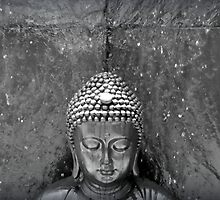 Weeping Buddha by Max Lewis