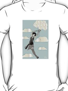 Floating Flapper T-Shirt