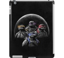 Don't touch that pizza iPad Case/Skin