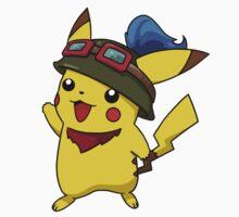 Teemo Pikachu T-Shirt