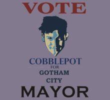 VOTE COBBLEPOT!! Kids Clothes