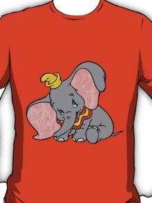 Splattered Dumbo T-Shirt