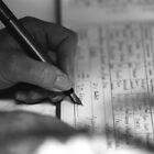 Signing Registry by Mark Sanders