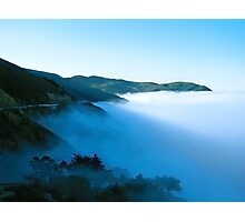 Early Morning Coastline Photographic Print