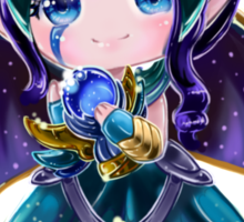 Chibi Victorious Morgana Sticker