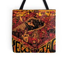 Skewjack World Tote Bag