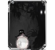 Under the Garden Hedge - The Lantern iPad Case/Skin