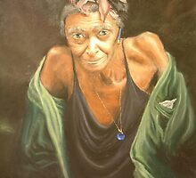 Columbian Lady by anton