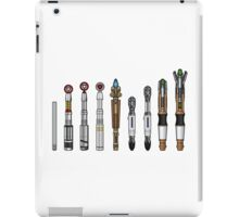 Sonic Screwdrivers  iPad Case/Skin