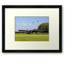 Three Lancasters #2 Framed Print
