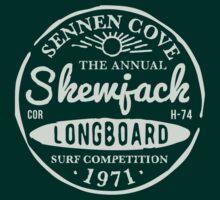 Skewjack Stamp T-Shirt