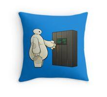 Be Interstellar Hero Throw Pillow