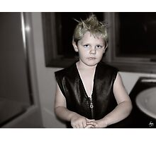 Colyn The Dude Photographic Print