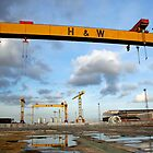 Harland & Wolff  by Terry Cooper