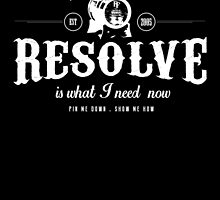 Foo Fighters Lyrics - Resolve - Typographic by grungeart