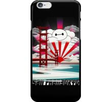 San Fransokyo,home of the Baymax iPhone Case/Skin