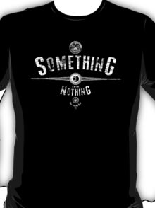 Foo Fighters - Something from Nothing - Lyrics T-Shirt