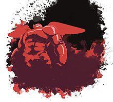 Splashhh! (Big Hero 6) by 24julien
